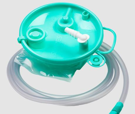 Serres suction bag and tube