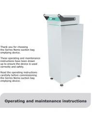 serres-nemo-medical-fluid-disposal-equipment-maintainance-guide-user-manual